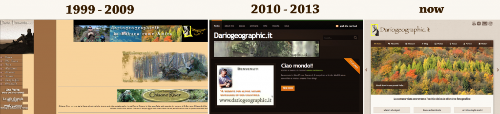 The history of Dariogeographic