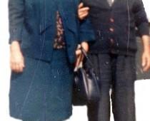 1968 – Mia nonna Caterina e mio nonno Giovanni