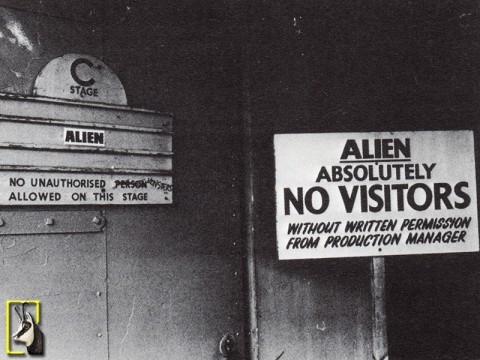 Dariogeographic in Sezione: Alien