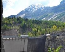 Panoramica estesa monte Toc