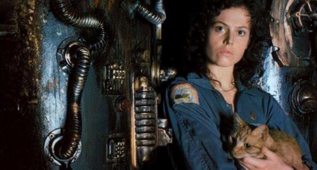 Quando Sigourney Weaver Voleva Essere La Principessa Leia…