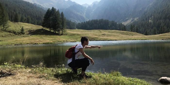 Prali Val Germanasca  Bout Du Col  Mt.1742